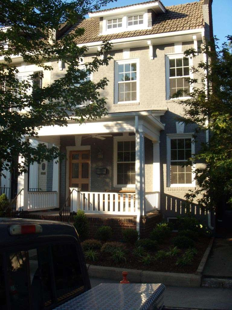 Custom home builder historic restoration richmond va for Custom homes of virginia