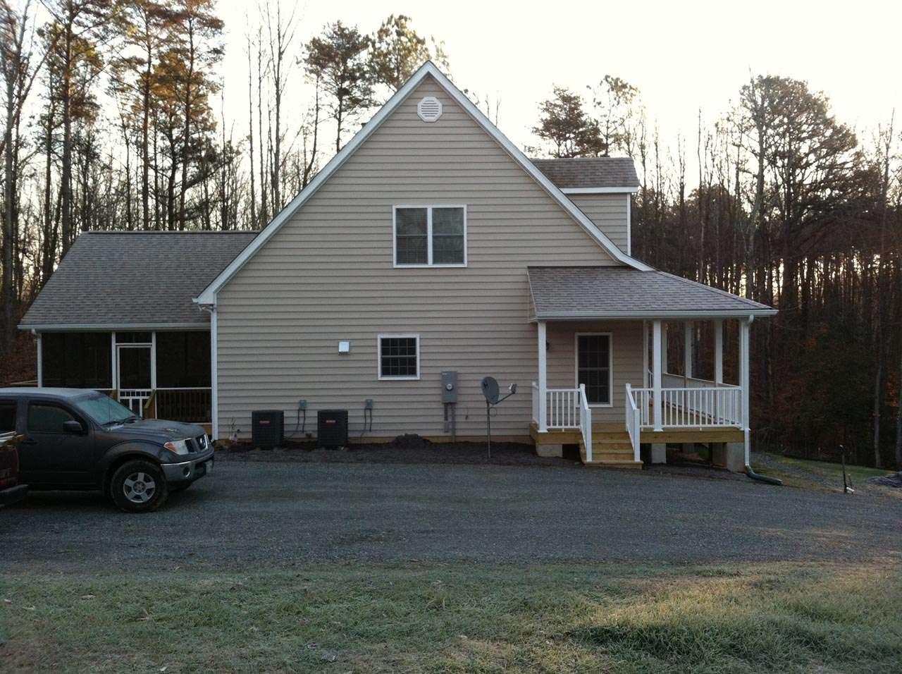 Custom home builder richmond hanover va full service for Custom homes of virginia