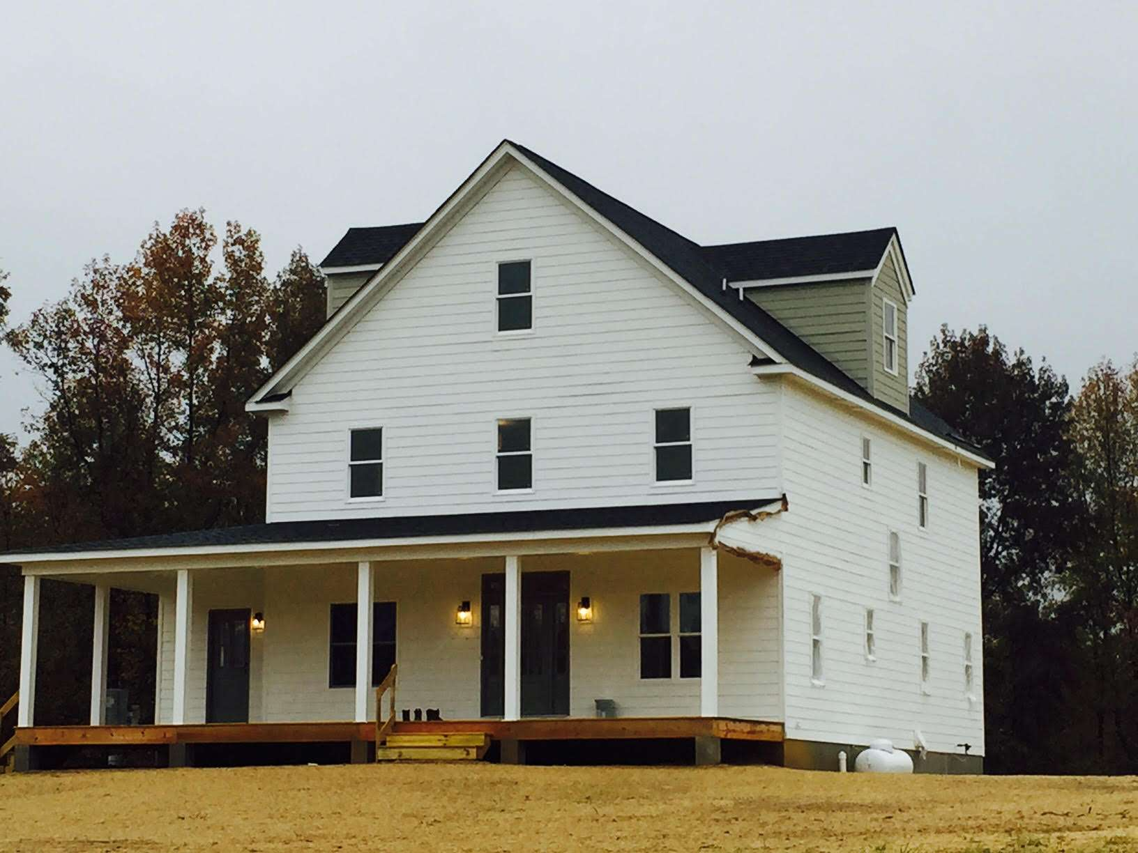Outbuildings blue ridge custom homes llc autos post for Cost to build a house in virginia
