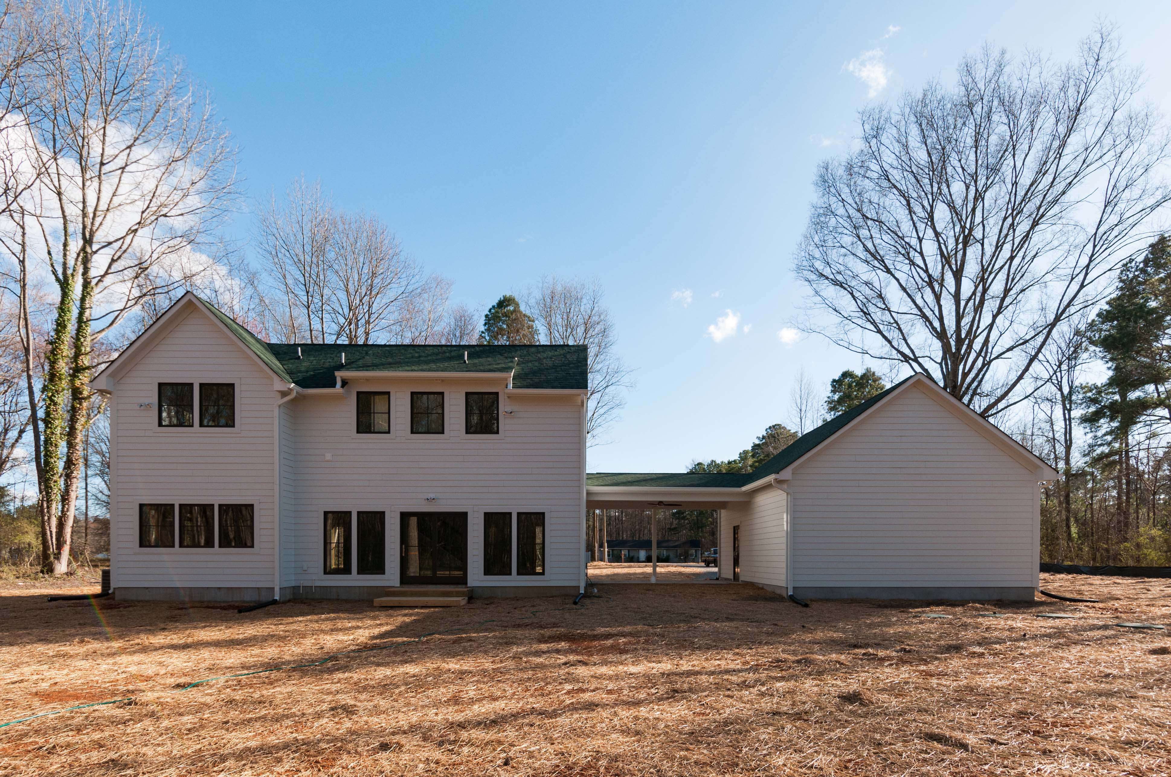 Home building cost richmond va custom homes hanover va for Cost to build a house in virginia