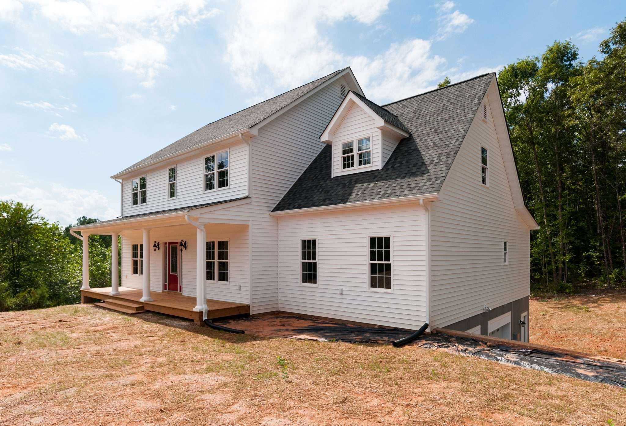 Home building costs richmond va blue ridge custom for Custom home construction cost