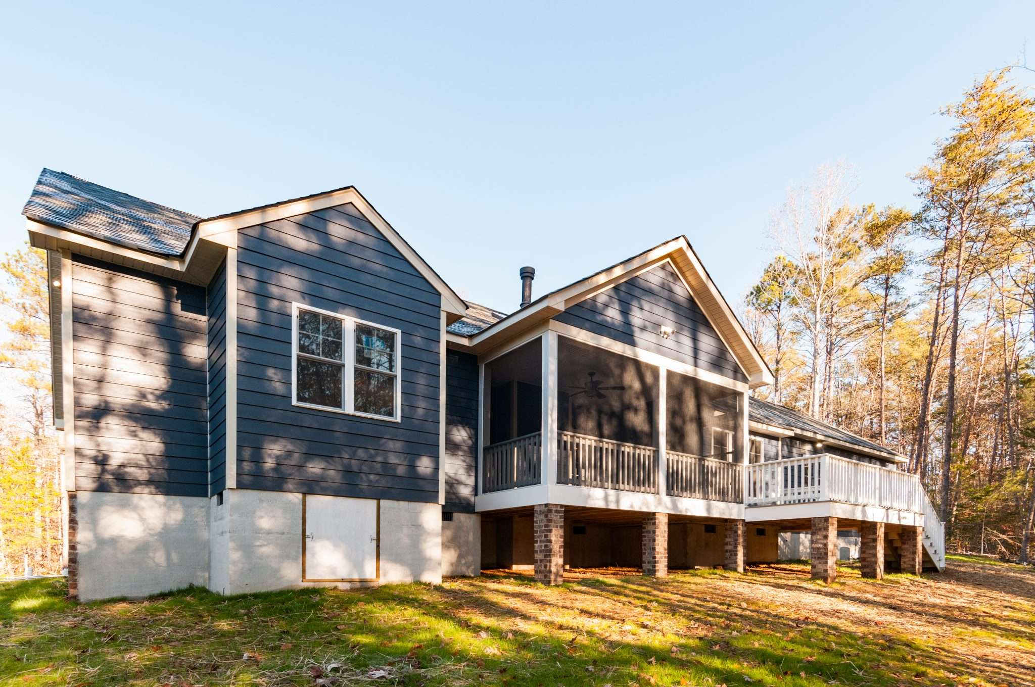 Home building costs richmond va blue ridge custom for House building costs